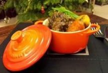 Stews and Casseroles / Cold weather calls for hearty stews and casseroles. http://stuffedfeeling.co.za/recipes/main-meals/