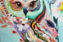 Art / Art, Paintings, Zentangle, Colour, Creativity