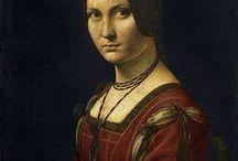 Renessanssi / Inspiration for a renaissance dress. - Renessanssipukuprojektia varten tietenkin. Tulevan viisivuotiskauden suunnitelmiin kuuluu italialaisen renessanssihameen ompeleminen itselle (varmaankaan ei myöhäisrenessanssia).