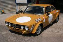 Alfa Romeo cars / Collezione di foto di Alfa Romeo storiche, Forze dell'Ordine, Rally, Corse - Alfa Romeo Collection: rally, motorsport, police, historic.