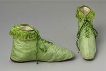 Kenkiä / Inspiration for doll's shoes and princess drawings.