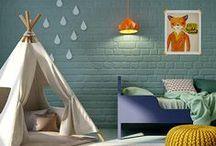 Interior design - kids room / Interior design and ideas for kids room