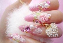 Nail Designs / by Mai-Ling F