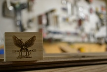 Behind the Scenes / A brief inside look at our workshop.