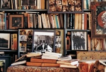 Bookshelf / by Morgan McDavid