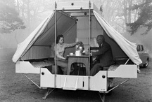 The Dandy / Vintage trailer tents - the best way to camp!
