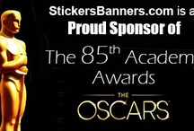 The 85th Academy Awards / StickersBanners.com is a proud  sponsor of the 85th Academy Awards ceremony and after-party.