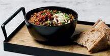 Bouffe réconfort / Réchauffez-vous le coeur avec ces idées de comfort food!