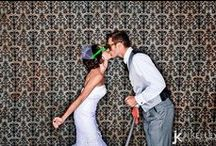 Wedding Photo Booth Ideas / Bridal Mentor - Real Wedding Advice for Today's Modern Bride