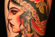 Tattoos / by Jennifer Lang