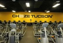 Chuze Tucson / Winner of the Best Gyms in America - Arizona (Men's Health) and Best Gym in Tucson (Arizona Daily Star), see why you should become a part of the Chuze Family!