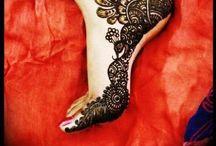 Henna / by Shikhara Kundur