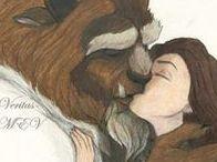 Beauty and the Beast / I love the Beast