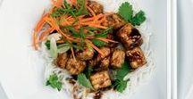 Végé santé! / Des recettes végétariennes ou végétaliennes pour agrémenter votre lundi sans viande ou tout simplement votre quotidien!