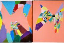 ToilEtoiles / Pour contacter l'artiste rendez vous sur josefronce.wix.com/artiste-peintre