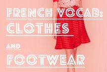 Learning French / Cuz I gotta learn to speak ze French.