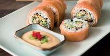 Accros aux sushis
