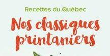 Classiques printaniers / Zeste vous propose de fêter la nouvelle saison avec de savoureuses recettes printanières d'inspiration québécoise. Au menu donc, une sélection de plats traditionnels à remettre au goût du jour, ainsi que des recettes classiques du Québec réinterprétées par nos chefs. Bonne cuisine !