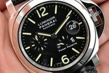"""ADH -  Watches ~ / """"There are some things, objects of daily use, which over time acquire a representative power which goes far beyond their simple functional value..."""" - Franco Cologni (Panerai) / by Andrew Hilton"""