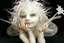 Fantasy doll art magic / by Sherry Housley