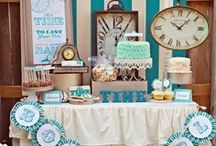 Party Decorating Ideas / Party decorating tips and ideas for the home party  / by Rustic Luxe