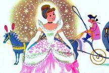 Disney Princess Cinderella / by Debbie Woodward