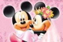 Disney Mickey and Minnie and Friends / by Debbie Woodward