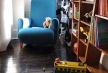 Inspirations chambres d'enfants et salle de jeux