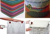Recyklace / nápady na recyklaci různých věcí