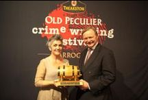 Theakstons Old Peculier Crime Writing Festival 2013