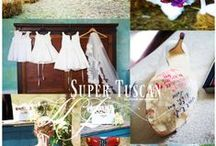 Country Wedding Inspiration / Wedding Planner in Tuscany: Super Tuscan Wedding Planners! Country inspirations with different styles! Choose yours and visit us for more info about your amazing wedding day in Tuscany! www.supertuscanweddingplanners.com