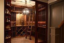 Inspirations Caves à vin  / Wine cellars