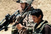 Faces of the war / Årets særserie fokuserer på krigens ofre og på fiktionsfilmens evne til at skildre krigens konsekvenser
