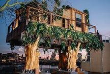 Quirky Restaurants / The world's most eclectic restaurants
