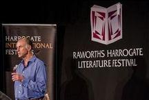 Raworths Harrogate Literature Festival 2014