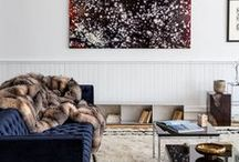Cosy Winter interiors / Inspiration for your home