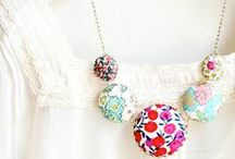 Handmade Accessories: Necklaces