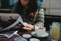 Coffee tea / by Lieke