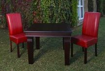 Woodenways | Dining Room Chairs / Add some glamour to your dining room with any of our stylish sets of dining room chairs
