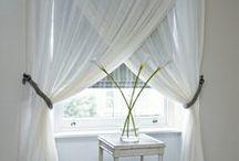 FIRANKI / ZASŁONY / dekoracja okna, galanteria okienna