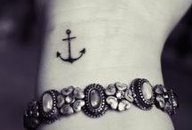 TATTOO / delikatne tatuaże i akwarelowe