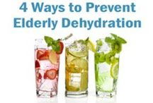 Preventing Dehydration in Elderly