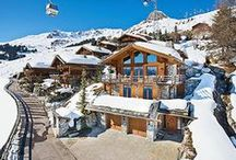 Skiing, on and off the piste / Ski inspiration for the best resorts, style and apres out there