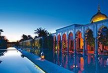 Luxury Travel / The Ultimate travel escapes