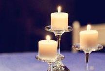 CANDLE / ŚWIECE / LAMPIONY