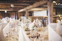 Wedding decorations / Bröllopsdekorationer / Lovely decorations from weddings I have shot