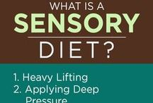 Sensory Integration for Geriatric Patients / Sensory Integration Sensory Diets Using all 5 Senses for Treatment