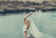Mara Hoffman / Love the photoshoots !