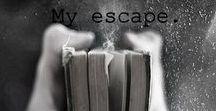 Books. Peace of mind.