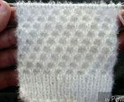 pletené vzory-videa